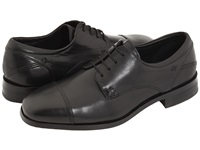 Florsheim Welles Cap Toe Oxford Black Men's Lace Up Cap Toe Shoes