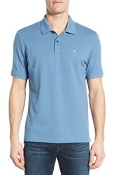 Men's Victorinox Swiss Army 'Vx Stretch' Tailored Fit Pique Polo Online Only