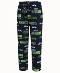 Concepts Sport Men's Seattle Seahawks Sweep Sleep Pants Navy