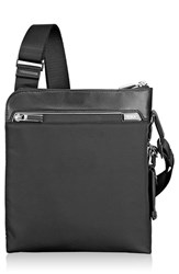 Men's Tumi 'Arrive Owen' Crossbody Bag Black
