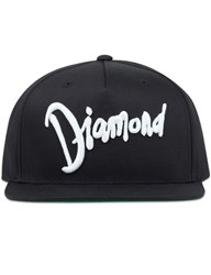 Diamond Supply Co. World Tour Snapback Cap