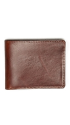 J.W. Hulme Co. American Heritage Leather Bi Fold Wallet