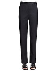 Givenchy Lightweight Wool Pants Black