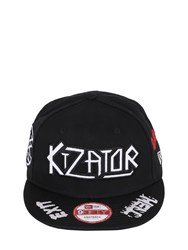 Ktz Logo Embroidered Baseball Hat