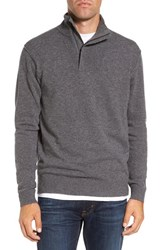 Rodd And Gunn Men's 'Marton Valley' Lambswool Quarter Zip Pullover