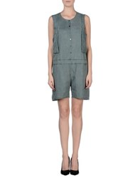 Theyskens' Theory Dungarees Short Dungarees Women
