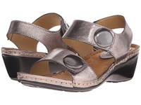 Softspots Pamela Soft Spots Anthracite Women's Sandals Pewter