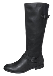Tom Tailor Boots Black