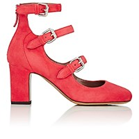Tabitha Simmons Women's Ginger Mary Jane Pumps Red