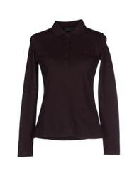 Fred Perry Polo Shirts Black