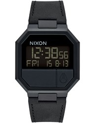 Nixon Re Run Leather