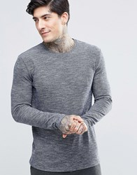 Minimum Basic Sweater Grey