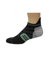 Stance Common Teal Men's Crew Cut Socks Shoes Blue