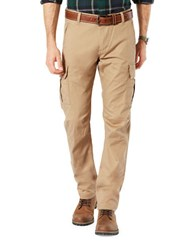 Dockers Cargo Slim Tapered Pants Beige