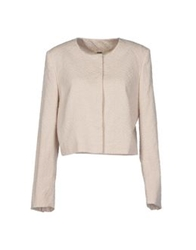 Blumarine Blazers Light Grey