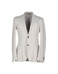 Alviero Martini 1A Classe Suits And Jackets Blazers Men Light Grey