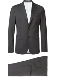 Dsquared2 Formal Two Piece Suit Grey