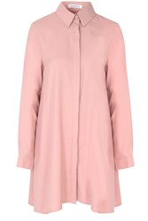 Alice And You Swing Shirt Dress Pink