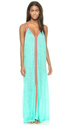 Pitusa Sun Maxi Dress Mint