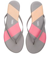 Tkees Barre Sandal Pink