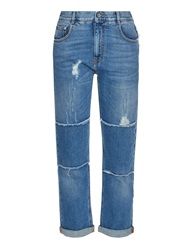 Stella Mccartney Kimmie Low Rise Jeans