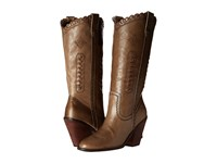 Volatile Rosewell Khaki Women's Pull On Boots