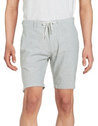 Selected Bermuda Shorts Slate Grey