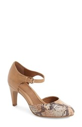Women's Sofft 'Palesa' Leather Pump 3' Heel