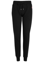Mcq By Alexander Mcqueen Black Cotton Jogging Trousers