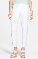 Women's Vince Camuto Crop Stretch Cotton Pants