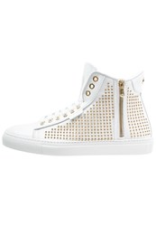 Michalsky Urban Nomad Iii Hightop Trainers White