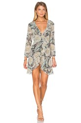 Wyldr Wicked Games Dress Gray