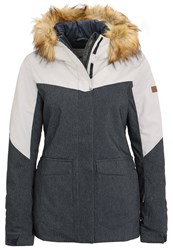 Ziener Tikka Ski Jacket Denim Dark Blue