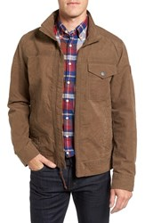 Timberland Men's Mt. Davis Waxed Canvas Jacket