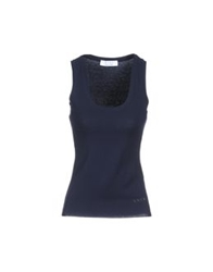 Kaos Sleeveless Sweaters Grey