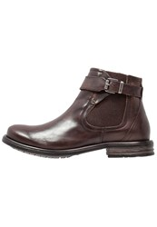 Sneaky Steve Milton Ankle Boots Brown