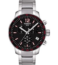 Tissot T095.417.11.057.00 Quickster Stainless Steel Watch
