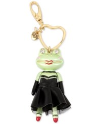Betsey Johnson Keychains Green