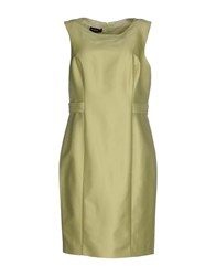 Martinelli Dresses Short Dresses Women Light Green