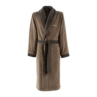 Hugo Boss Lord Bathrobe Havane Brown