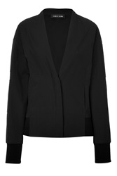 Damir Doma Cotton Bomber Jacket Black