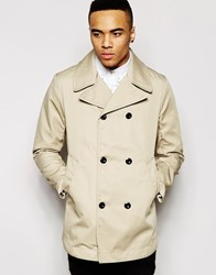 G Star G Star Trench Coat Flamith Double Breasted Black