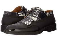 Vivienne Westwood Lace Up Brogue White Black