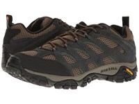 Merrell Moab Ventilator Carbon Men's Lace Up Casual Shoes Gray