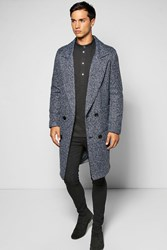 Textured 3 4 Smart Lined Tailored Jacket