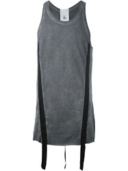 Lost And Found Rooms Fitted Tank Top Black