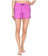 The North Face Class V Shorts Sweet Violet Women's Shorts Purple