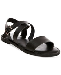 Madden Girl Madden Girl Brii Flat Sandals Women's Shoes Black