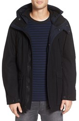 G Star Men's Raw Expedic Wool Blend Hooded Fishtail Parka