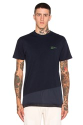 10.Deep Tech Tee Navy